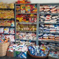 Catedral arrecada 3 toneladas de alimentos durante a Trezena de Santo Antônio