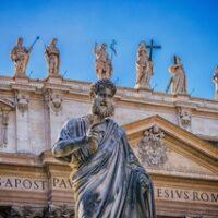 Só uma Igreja liberta é uma Igreja credível, afirma o Papa