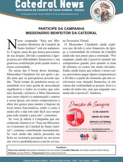 Catedral News - nº25