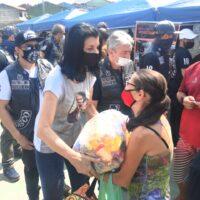 CSSFA realiza ação com Insanos Motoclube e Instituto Atitude Positiva
